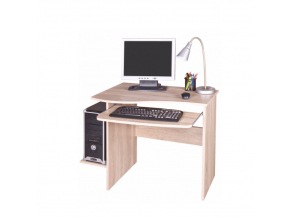 PC stôl Melichar / dub sonoma