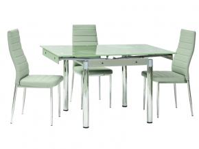Jedálenský stôl GD-082 biely