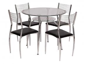 Okrúhly jedálenský stôl MOLAR