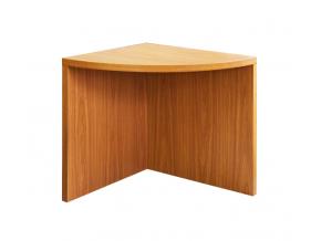Rohový oblúkový stôl OSCAR T05