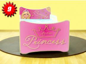 Detská posteľ SMB Princess 9