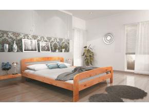 drevena manzelska postel DALLAS jelsa