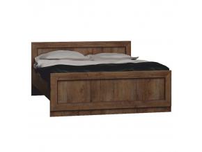 Manželská posteľ TEDY T20