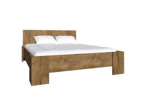 Manželská posteľ MONTANA L1 / 160x200
