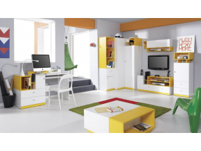 Detská izba MOBI systém D