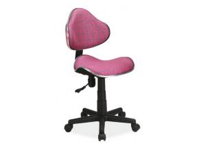 Detská stolička Q-G2 ružový vzor