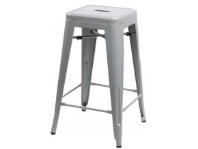 Barová stolička Paris inšpirovaná Tolix 30