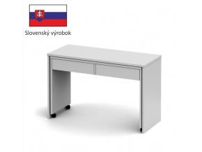 PC stôl VERSAL NEW / biela