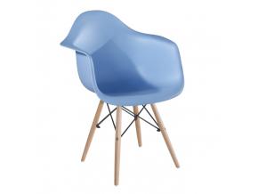 Stolička DAMEN / modrá