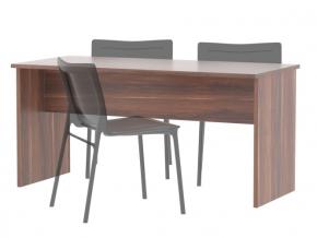 Obojstranný písací stôl JOHAN 08 / slivka