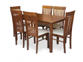 Jedálenský stôl ASTRO 110 / orech