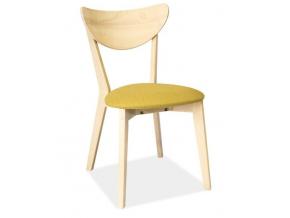 Jedálenská stolička CD-37 / zelená