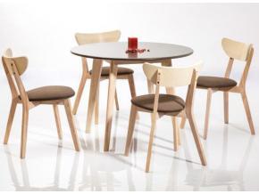 Okrúhly jedálenský stôl HELSINKI