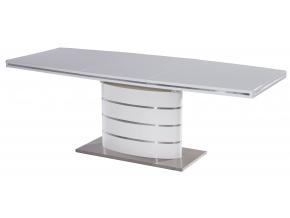 Jedálenský stôl FANO / biely lak