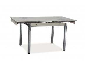 Jedálenský stôl GD-092 / biely