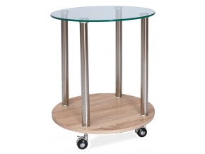Príručný stolík CARLA