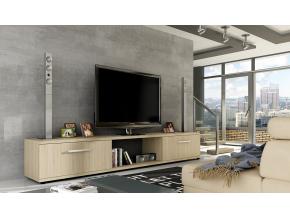 TV stolík ARIDEA / dub sonoma