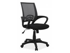 Kancelárske kreslo Q-148 čierna