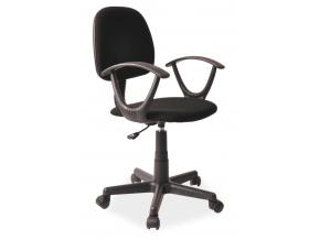 Kancelárske kreslo Q-149 čierna
