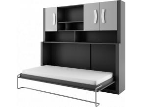 Sklápacia posteľ BUMERANG BR-14