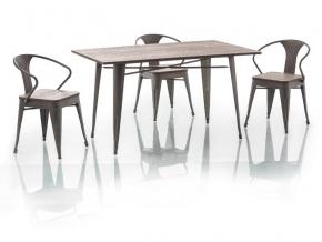 Jedálenský stôl ALMIR / 140 cm