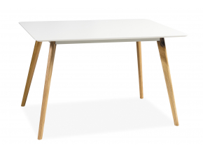Jedálenský stôl MILAN / 140X80