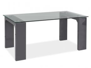 Konferenčný stolík SCARLET  / sivý lak