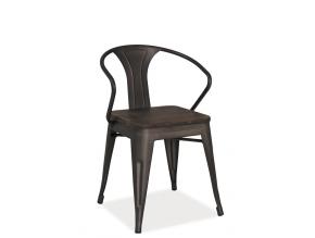 Jedálenská stolička ALVA