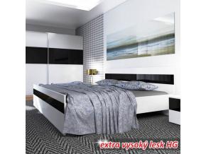 Manželská posteľ Devon