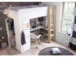 Detská poschodová posteľ TOM