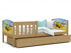 detska postel TAMI P borovica