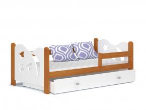 detska postel MIKOLAJ jelsa biela