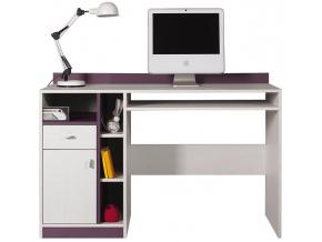 stone písací stolík stone st10 fialová