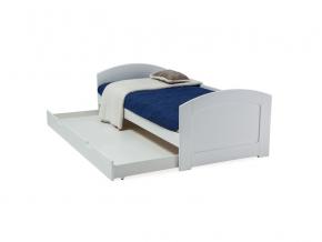 moderna jednolozkova postel MOBI