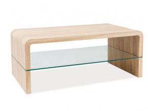 moderny konferencny stolik RICA dub sonoma