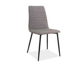 moderna jedalenska stolicka TOMAS siva