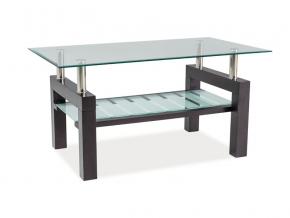 moderny konferencny stolik TORINO wenge