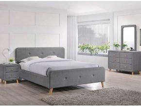 malmo posteľ 140 x 200