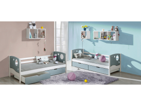 kevin detská posteľ