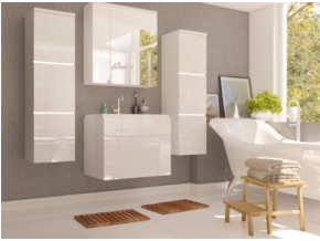 mason kúpelňa biela