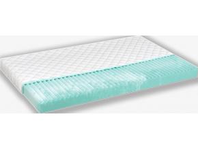 kvalitny detsky penovy matrac Bambino green