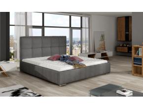 cortina manželská posteľ