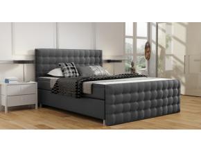 new york manželská posteľ
