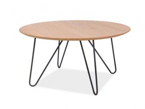 moderny okruhly konferencny stolik GRENA B