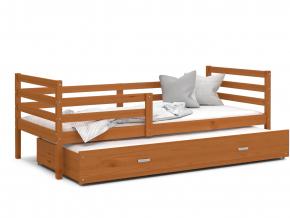detska postel s pristelkou JACEK P2 jelda