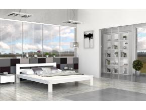 venecia posteľ biela