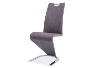 moderna svetlo siva jedalenska stolicka H 090 svetlo siva latka