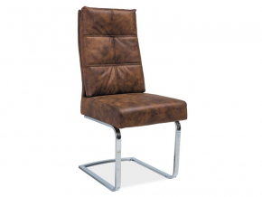 moderna jedalenska stolicka H 339 hneda
