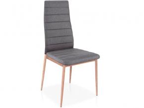moderna siva jedalenska stolicka H 264 bis