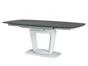 moderny bielo sivy jedalensky stol CLAUDIO ceramic
